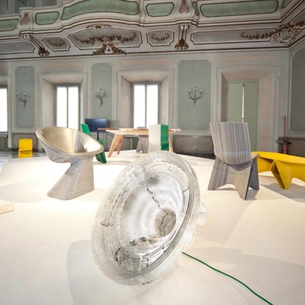 Dirk van der Kooij @ Salone Milan 2012