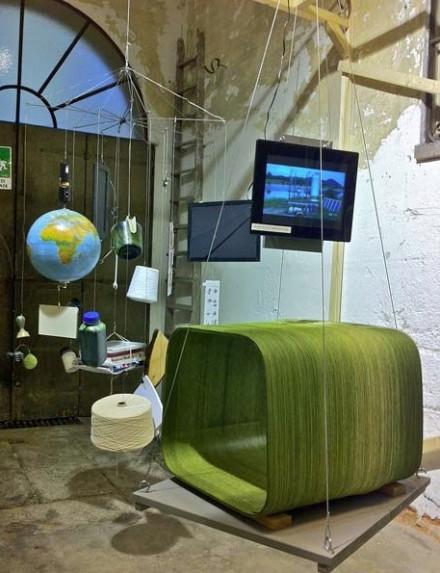 Balanced by Mischer'Traxler @ Salone Milan 2012