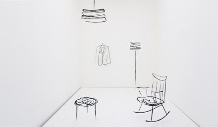 Felt Furniture by Analogia Project @ Salone Milan 2012