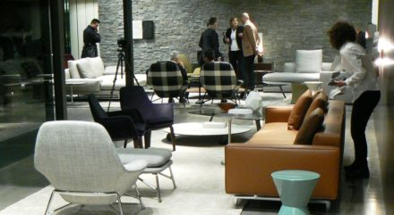 Minotti – Innovation & Continuity @ Salone Milan 2012