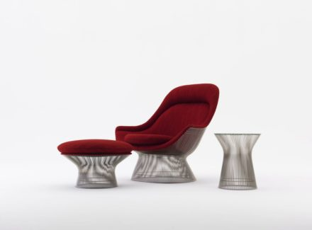Knoll completes the Platner Collection