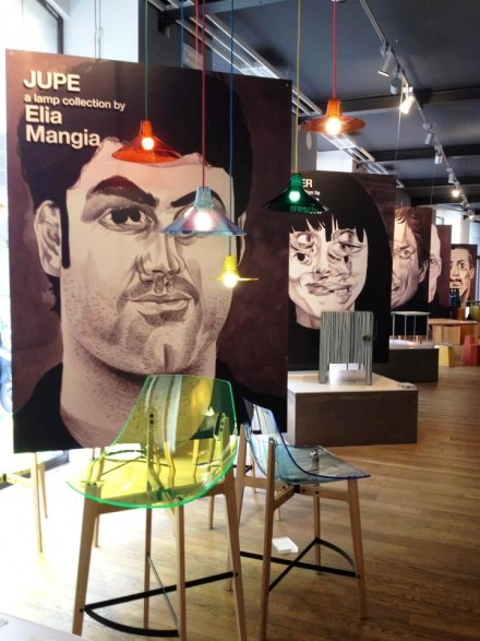 Skitsch Looks Forward @ Salone Milan 2012