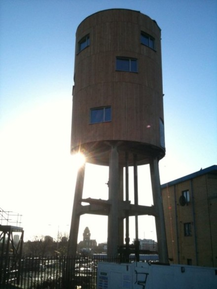 Tom Dixon's Water Tower @ Ladbroke Grove