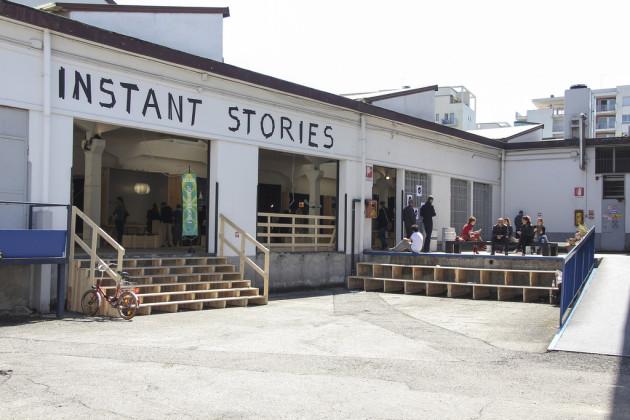Instant Stories @ Salone Milan 2012