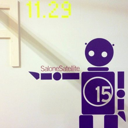 Salone Satellite @ Salone Milan 2012