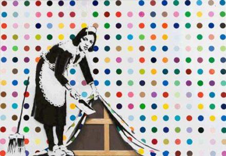 Banksy "woz ere" too – Melb 03 & Syd 05