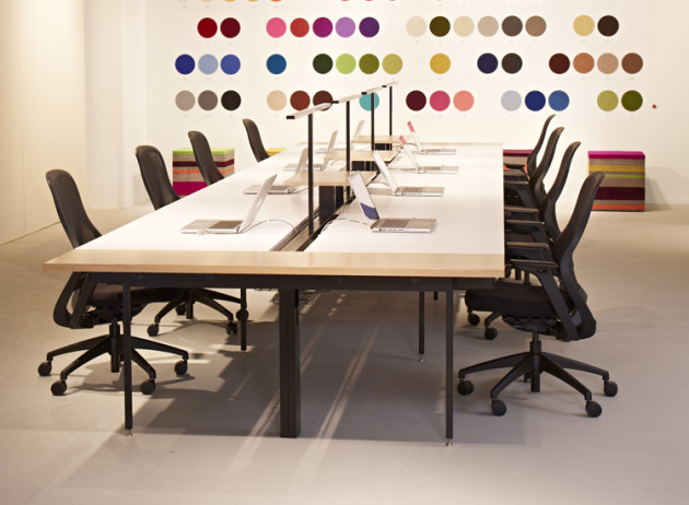 Connect! Knoll @ Neocon 2012