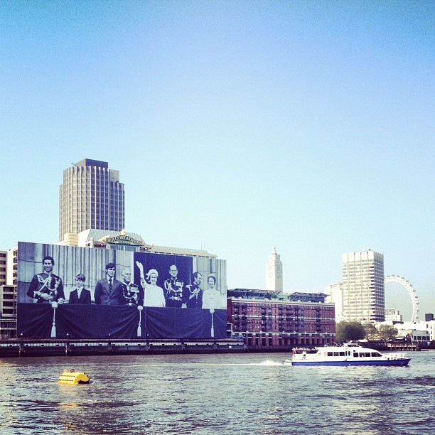 Sea Containers House – Jubilee Wrap unveiled