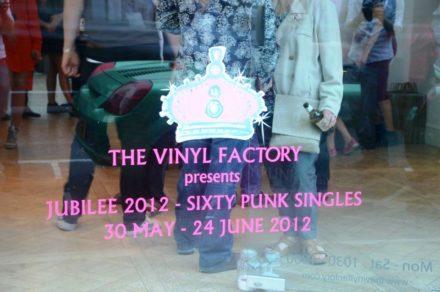 Jubilee 2012 – Sixty Punk Singles