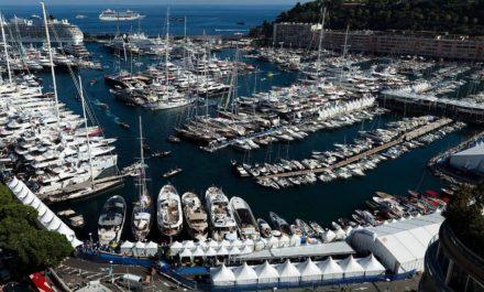 Paola Lenti @ Monaco Yacht Show 2012