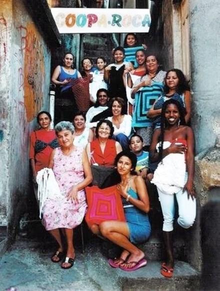 The Artisans of Coopa-Roca