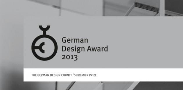 Vola Round Series receives German Design Award 2013