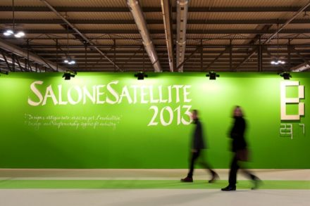 Salone Satellite @ Salone Milan 2013