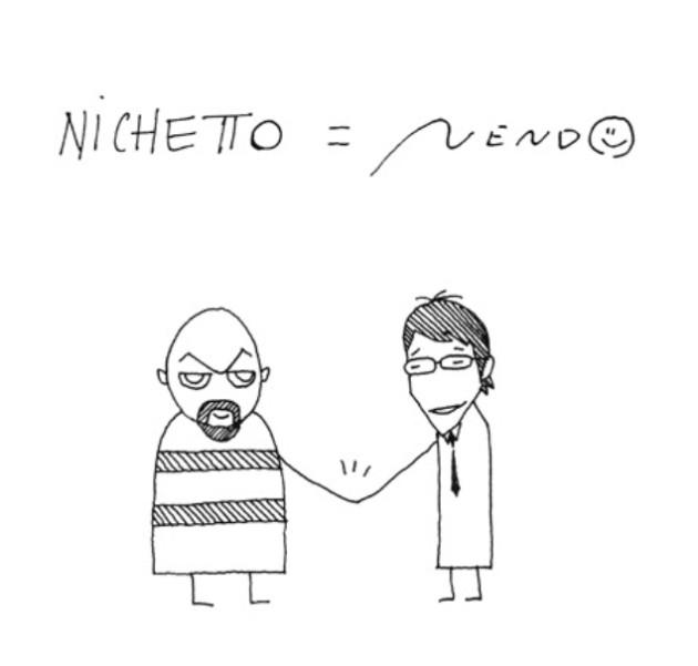Nichetto = Nendo @ Salone Milan 2013