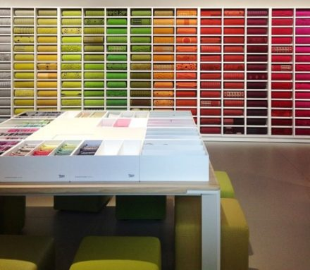 """In the Key of Colour"" ( Pt 1/3 ) @ Salone Milan 2013"