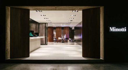 Minotti's Aesthetic @ Salone Milan 2013