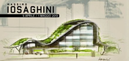 Massimo Iosa Ghini at Triennale @Salone Milan 2013