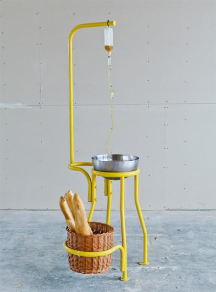 The Kitchen by Studio Rygalik @ Salone Milan 2013