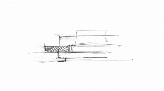 White Sofa by Rodolfo Dordoni for Minotti