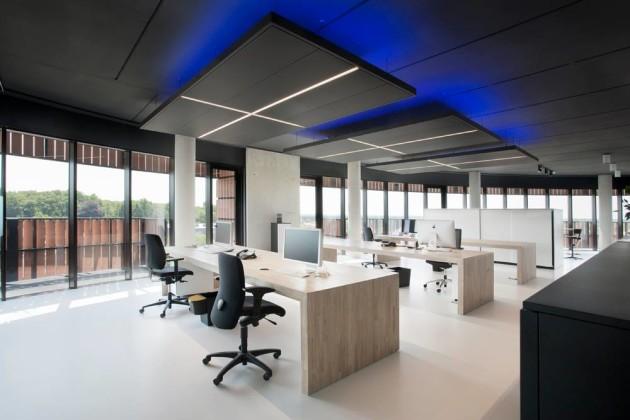 Johto – L.E.D Lighting System by Kreon