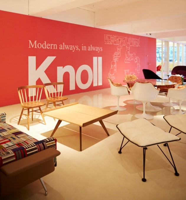 Knoll 75th Anniversary Party @ Dedece
