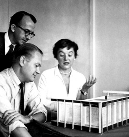 Florence Knoll + The Planning Unit