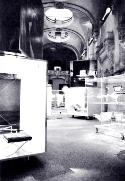 Knoll Au Louvre Exhibition and Catalogue, 1972