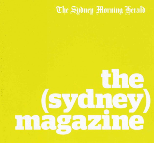 Tribute to the (sydney) and (melbourne) magazines – now expired !