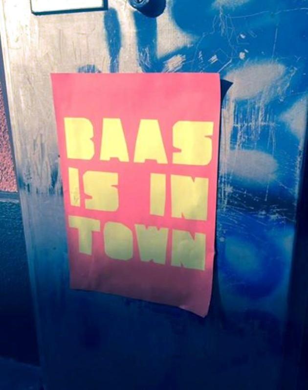 Baas is in Town (revised)  @ Salone Milan 2014