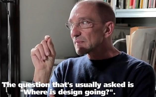 Interview with Rodolfo Dordoni @ Salone Milan 2014
