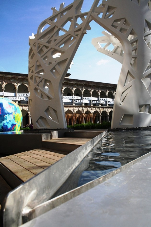 Hybrid Architecture & Design @ Salone Milan 2014