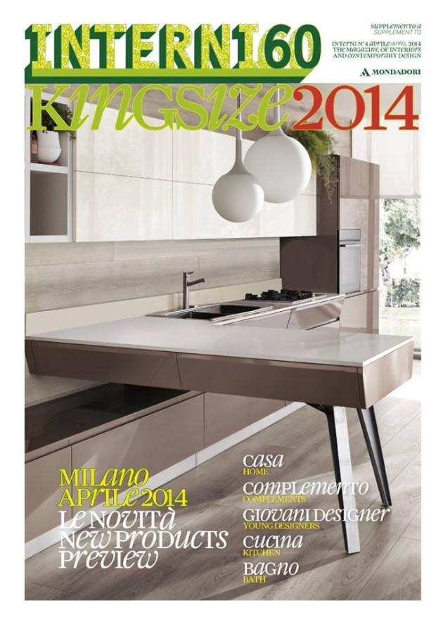 Interni KingSize @ Salone Milan 2014