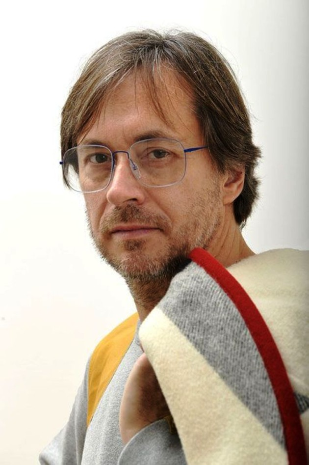 Marc Newson Glasses @ Salone Milan 2014
