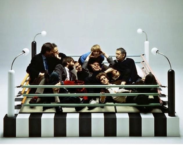 Sottssas – Memphis to Milan @ Salone Milan 2014