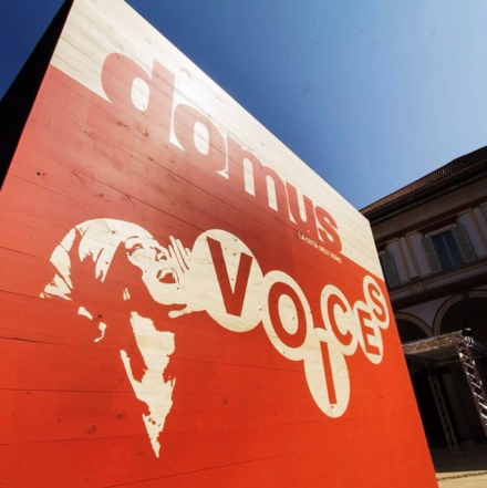 Domus Voices @ Salone Milan 2014