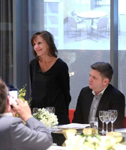 Dedece celebrates Sue Carr Q & A @ dedece