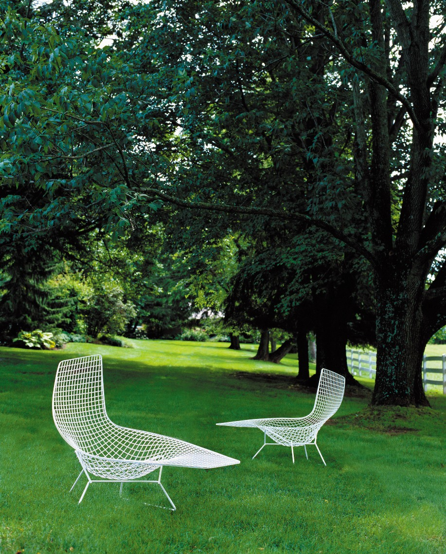 asymetric chaise knoll