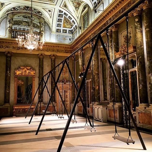 Movements by Phillipe Malouin @ Salone Milan 2015