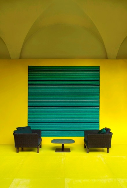 Paola Lenti goes Beyond Colour @ Salone Milan 2015