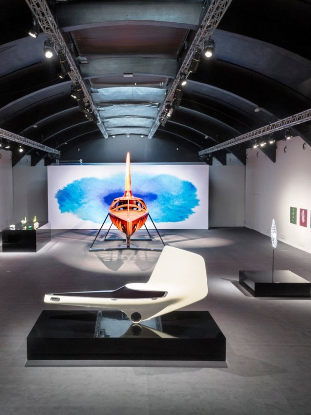 Auto (Mobile) Designs @ Salone Milan 2105