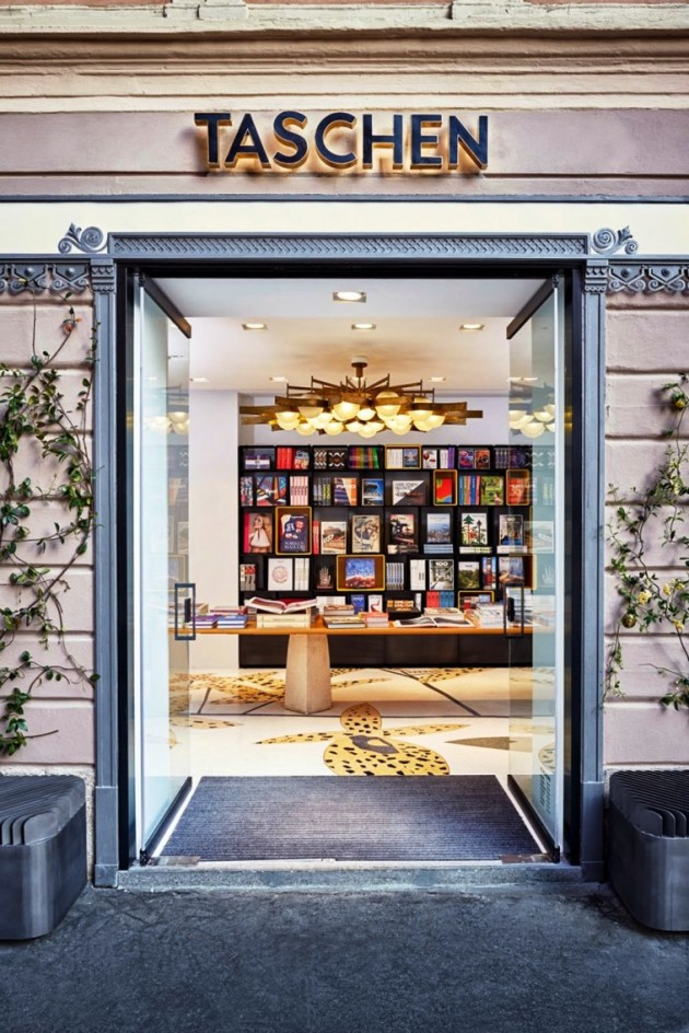Taschen Store @ Salone Milan 2015