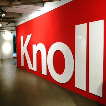 """The Office Network"" by Knoll @ Neocon 2015"