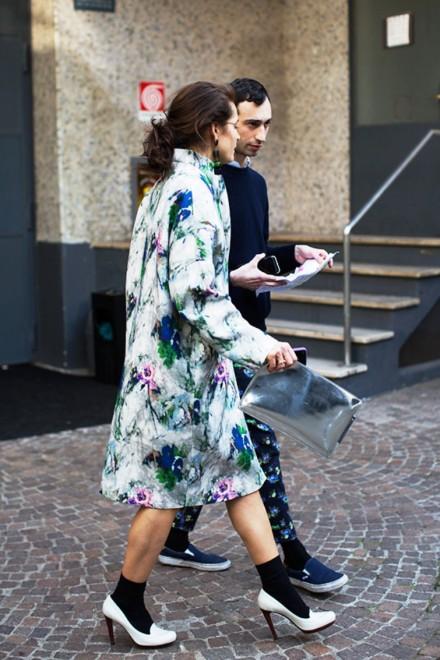 Street Fashion Chic @ Salone Milan 2015