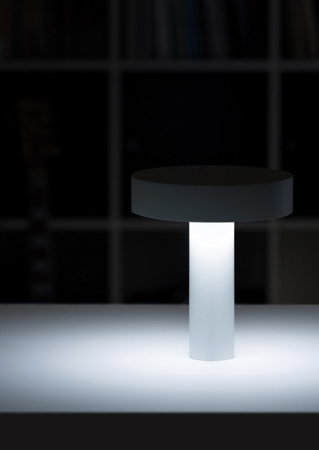 PoPuP light and wireless speaker by David Groppi