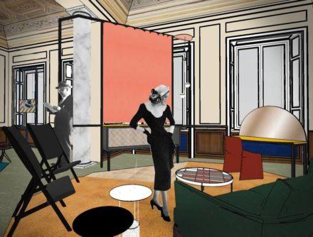 Elle Decor – Soft Home Exhibition @ Milan Design Week 2016