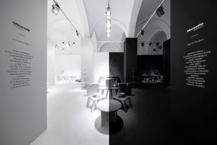 Nendo – Light & Shadow @ Salone Milan 2016