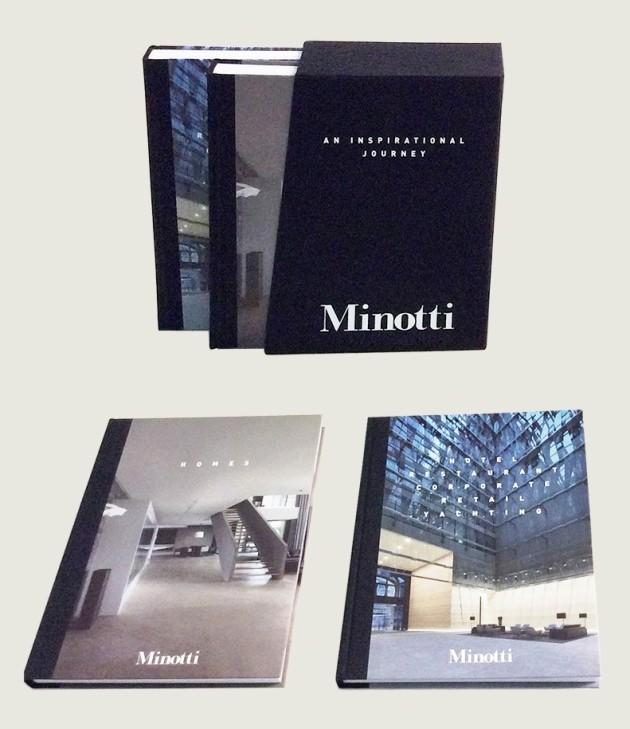 Minotti – An Inspirational Journey