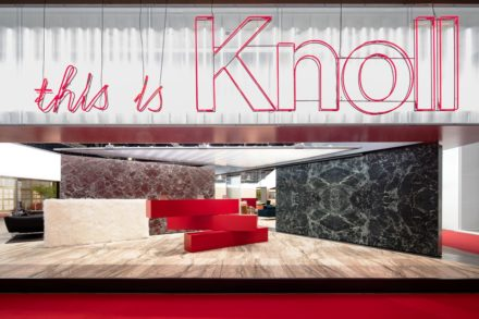This is Knoll ( Pt 1 / 4 ) @ Salone Milan 2016