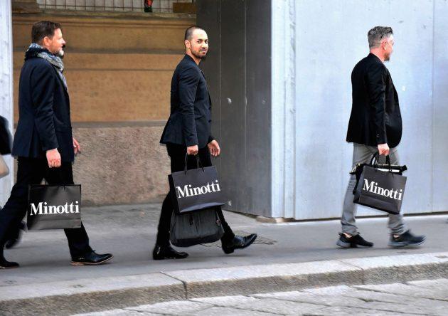 Minotti [pt 1/4] @ Salone Milan 2017