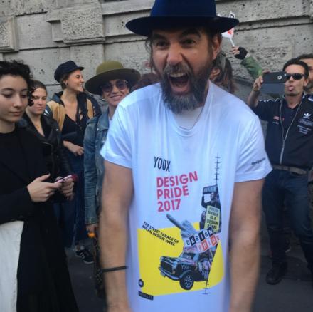 Design Pride @ Salone Milan 2017